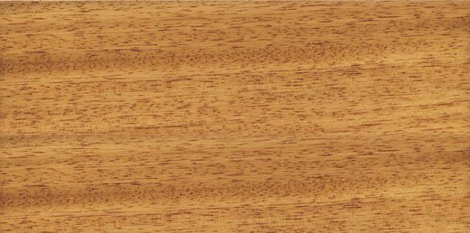 iroko naturel plank